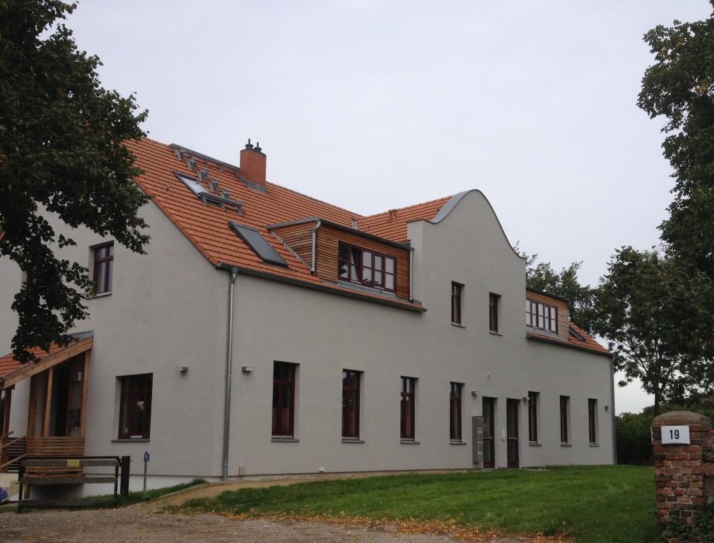 Pfarrhaus 2015